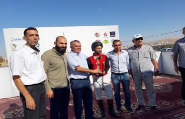 5th  Arabian Horse Race  2019- Race no 1